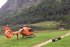 18.09.2017: Akut internistisch erkrankte 80-Jährige am Südufer des Königssees