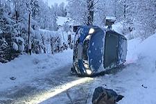 19.02.2018: Bergwacht mehrmals für verletzte Tourengeher im Einsatz