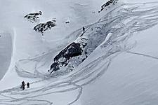 30.03.2019: Einsatzreicher Samstagmittag: Schwerer Skiunfall auf der Reiter Alpe, schwer verletzte Trail-Fahrerin am Högl und in Bergnot geratene Wanderer am Zwieselsteig